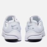 Мужские кроссовки Nike Air Presto Essential White/White/Black фото- 3