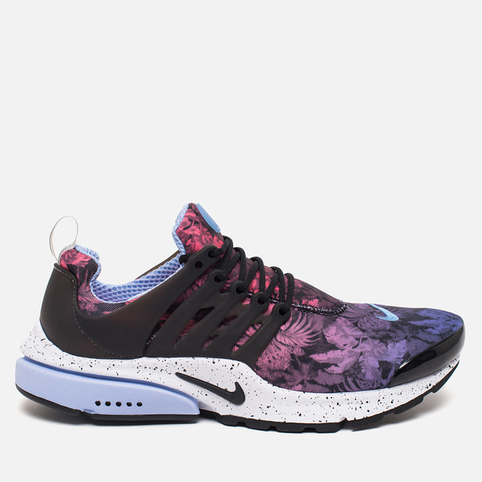 Мужские кроссовки Nike Air Presto GPX Aluminium/Black/White/Grey