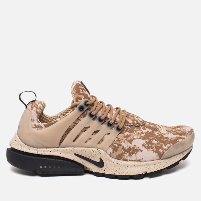 Мужские кроссовки Nike Air Presto GPX Khaki/Golden Beige/Rattan/Lemon Drop