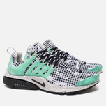 Мужские кроссовки Nike Air Presto GPX Pixel Camo White/Black/Green Glow/Grey фото- 1