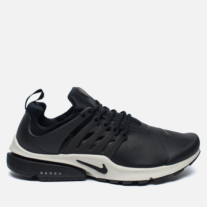 Мужские кроссовки Nike Air Presto Low Utility Black/Light Bone