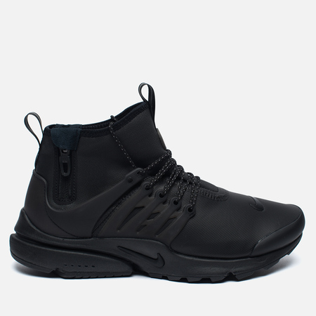 Мужские кроссовки Nike Air Presto Mid Utility Black/Volt/Dark Grey