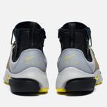 Мужские кроссовки Nike Air Presto Mid Utility Black/Yellow Streak/Metallic Gold фото- 5