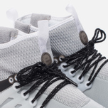 Мужские кроссовки Nike Air Presto Mid Utility Wolf Grey/Black/White фото- 5