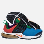 Мужские кроссовки Nike x Beams Air Presto QS Star Blue/Orange Blaze/Black/Pine Green фото- 2