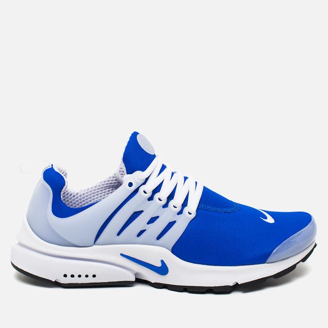 Nike Air Presto Racer Men's Sneakers Blue/White-Black