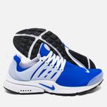 Nike Air Presto Racer Men's Sneakers Blue/White-Black photo- 2