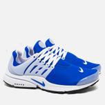 Nike Air Presto Racer Men's Sneakers Blue/White-Black photo- 1