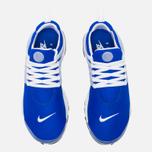 Nike Air Presto Racer Men's Sneakers Blue/White-Black photo- 4