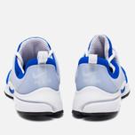 Nike Air Presto Racer Men's Sneakers Blue/White-Black photo- 3