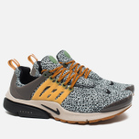Мужские кроссовки Nike Air Presto SE QS Safari Pack Neutral Grey/Black/Kumquat/String фото- 1