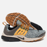 Мужские кроссовки Nike Air Presto SE QS Safari Pack Neutral Grey/Black/Kumquat/String фото- 2