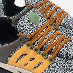 Мужские кроссовки Nike Air Presto SE QS Safari Pack Neutral Grey/Black/Kumquat/String фото- 3