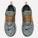 Мужские кроссовки Nike Air Presto SE QS Safari Pack Neutral Grey/Black/Kumquat/String фото- 4