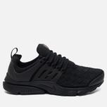 Мужские кроссовки Nike Air Presto SE Triple Black фото- 0