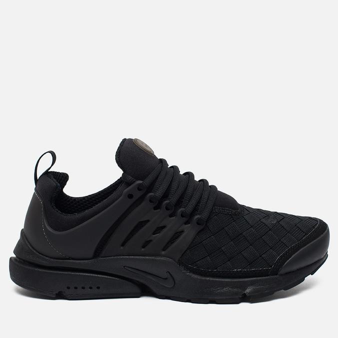 Мужские кроссовки Nike Air Presto SE Triple Black