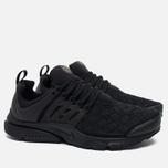 Мужские кроссовки Nike Air Presto SE Triple Black фото- 1