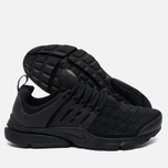 Мужские кроссовки Nike Air Presto SE Triple Black фото- 2