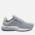Мужские кроссовки Nike Air Presto SE Wolf Grey/Black/White фото- 0