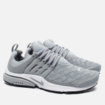 Мужские кроссовки Nike Air Presto SE Wolf Grey/Black/White фото- 1