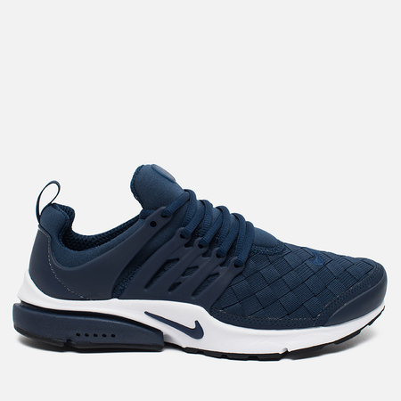 Nike Air Presto SE Woven Men's Sneakers Midnight Navy/White
