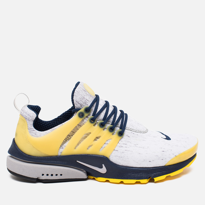 Мужские кроссовки Nike Air Presto Shady Milkman Zen Grey/Midnight Navy/Varsity Maize