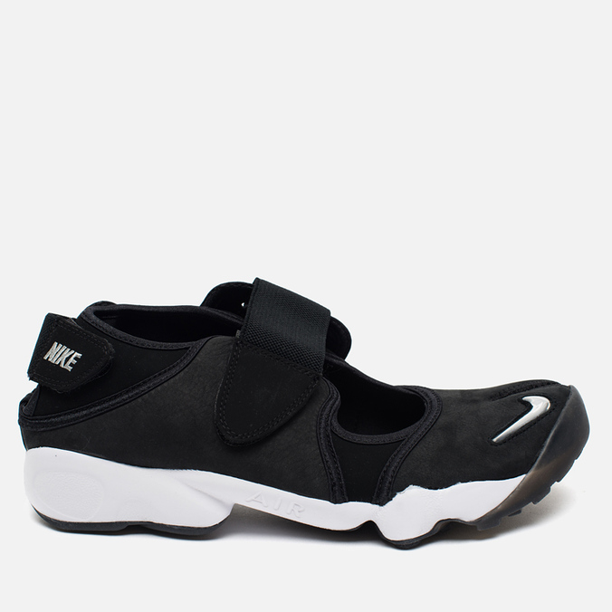 Мужские кроссовки Nike Air Rift Anniversary QS Black/Metallic Silver