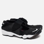 Мужские кроссовки Nike Air Rift Anniversary QS Black/Metallic Silver фото- 1