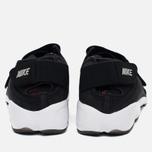 Nike Air Rift Anniversary QS Men's Sneakers Black/Metallic Silver photo- 3
