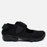 Мужские кроссовки Nike Air Rift Breathe Black фото- 0