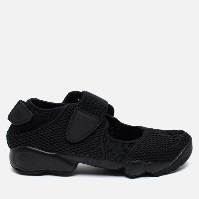 Мужские кроссовки Nike Air Rift Breathe Black