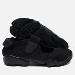 Мужские кроссовки Nike Air Rift Breathe Black фото- 2