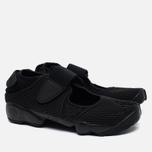 Мужские кроссовки Nike Air Rift Breathe Black фото- 1