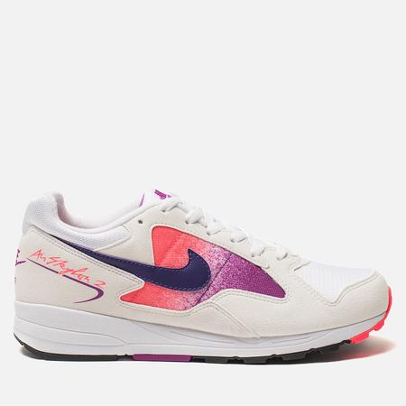 Мужские кроссовки Nike Air Skylon II White/Court Purple/Solar Red