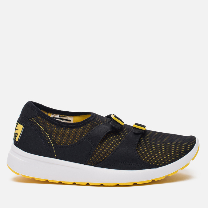 Мужские кроссовки Nike Air Sock Racer OG Black/Black/Tour Yellow/White