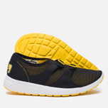 Мужские кроссовки Nike Air Sock Racer OG Black/Black/Tour Yellow/White фото- 1