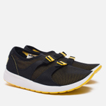 Мужские кроссовки Nike Air Sock Racer OG Black/Black/Tour Yellow/White фото- 2
