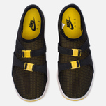 Мужские кроссовки Nike Air Sock Racer OG Black/Black/Tour Yellow/White фото- 4