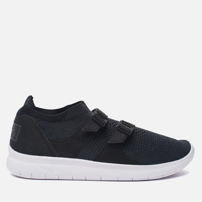 Мужские кроссовки Nike Air Sockracer Flyknit Black/Anthracite/Black/White