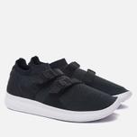 Мужские кроссовки Nike Air Sockracer Flyknit Black/Anthracite/Black/White фото- 2