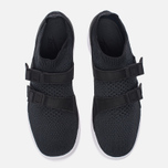 Мужские кроссовки Nike Air Sockracer Flyknit Black/Anthracite/Black/White фото- 4