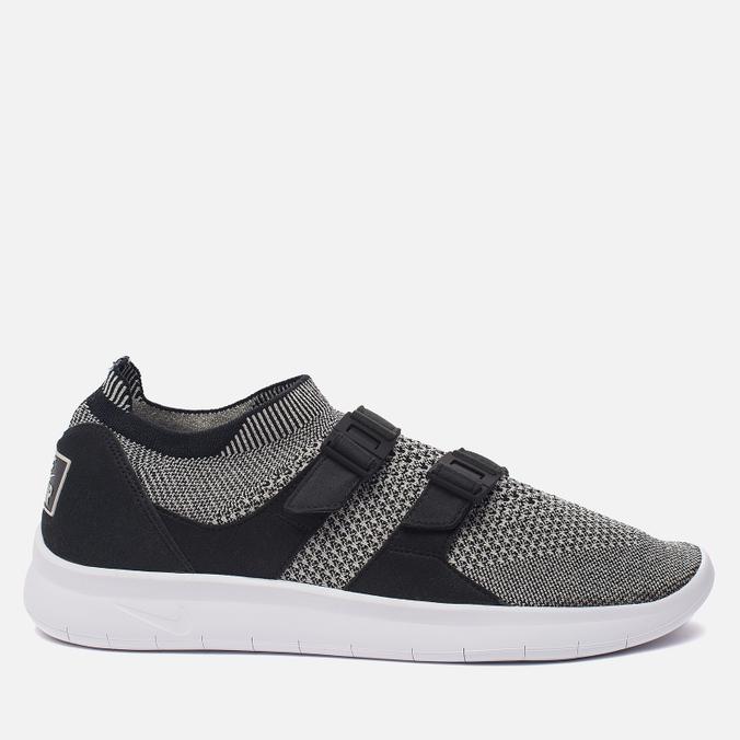 Мужские кроссовки Nike Air Sockracer Flyknit Black/Grey
