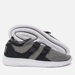Мужские кроссовки Nike Air Sockracer Flyknit Black/Grey фото- 1