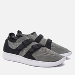 Мужские кроссовки Nike Air Sockracer Flyknit Black/Grey фото- 2
