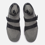 Мужские кроссовки Nike Air Sockracer Flyknit Black/Grey фото- 4