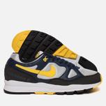 Мужские кроссовки Nike Air Span II Blue/Yellow фото- 1