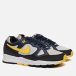 Мужские кроссовки Nike Air Span II Blue/Yellow фото- 2