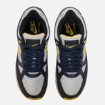 Мужские кроссовки Nike Air Span II Blue/Yellow фото- 4