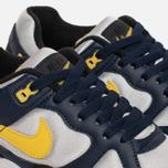 Мужские кроссовки Nike Air Span II Blue/Yellow фото- 5