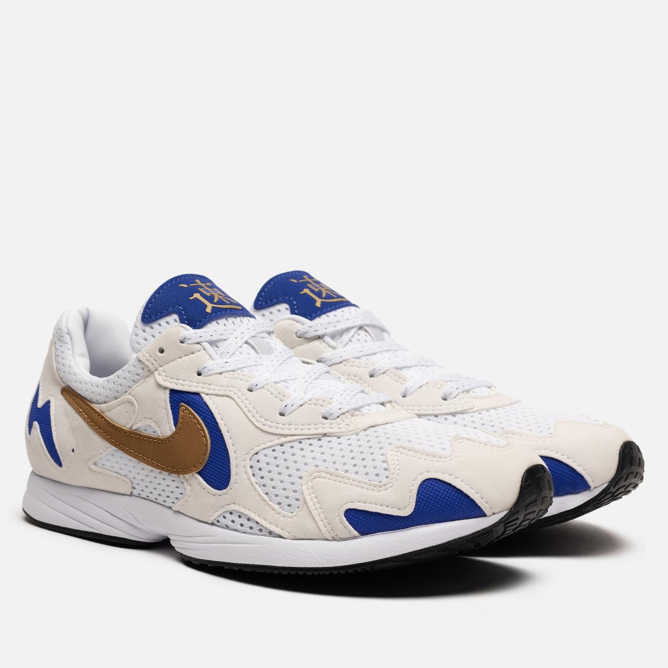 Мужские кроссовки Nike Air Streak Lite Summit White/Metallic Gold/White